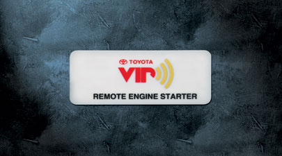 2010 Toyota Corolla Remote Engine Start from A-1 Toyota