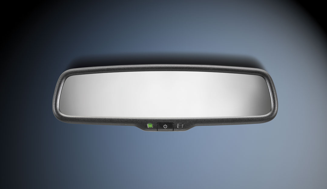 2010 Toyota Yaris 5-Door Liftback Auto Dimming Mirror from A-1 Toyota