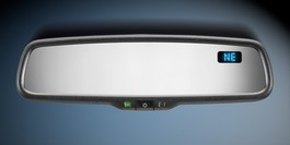 2010 Toyota Highlander Auto Dimming Mirror from A-1 Toyota