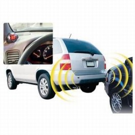 2011 Scion xD Back-Up Sensors from A-1 Toyota