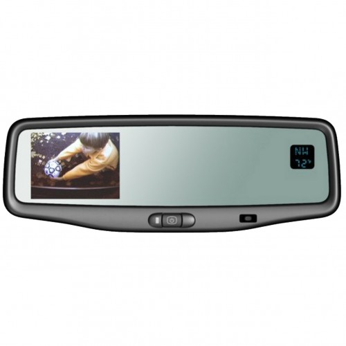 2011 Scion xD Backup Camera Mirror from A-1 Toyota