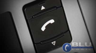 2011 Scion tC BLU Logic Hands Free System - Round Button from A-1 Toyota