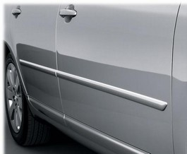 2013 Toyota Tundra Double Cab Body Side Molding - Painted from A-1 Toyota