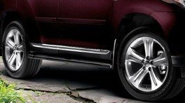 2013 Toyota Highlander Body Side Molding - Mid Door from A-1 Toyota