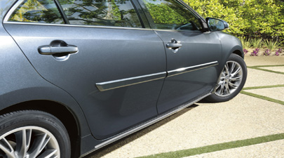 2012 Toyota Camry Body Side Molding - Mid Door from A-1 Toyota