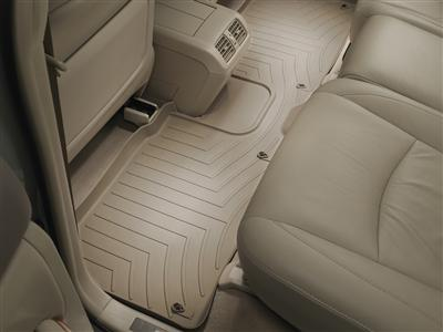 2014 Toyota Tundra CrewMax Floor Liner - 2Row - Tan from A-1 Toyota