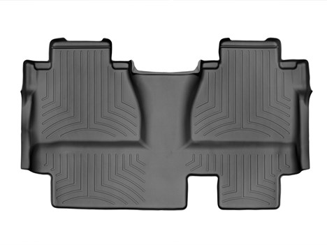 2014 Toyota Tundra CrewMax Floor Liner - 2nd Row - Black from A-1 Toyota