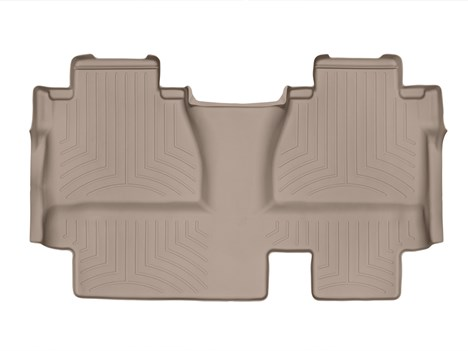 2014 Toyota Tundra CrewMax Floor Liner - 2nd Row - Tan from A-1 Toyota