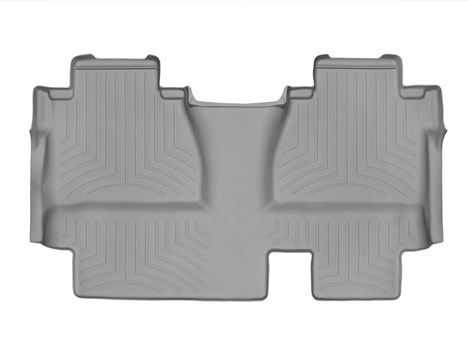 2014 Toyota Tundra CrewMax Floor Liner - 2nd Row - Grey from A-1 Toyota