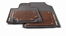 2014 Toyota Tundra CrewMax All Weather Floor Mats - Special Edition - Black from A-1 Toyota