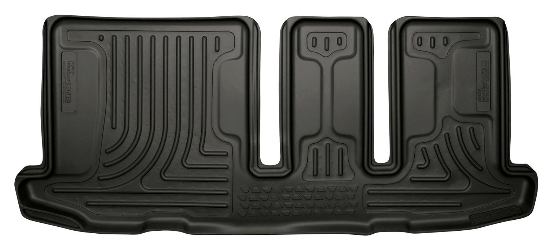 Infiniti qx60 rubber floor mats - 2014 Infiniti Qx60 Weatherbeater Floor Liner 2row Black From Addonauto
