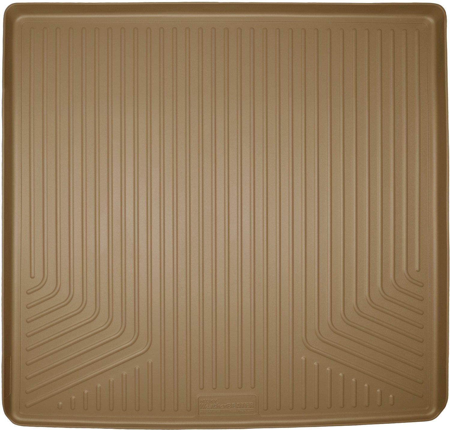 Floor mats yukon 2015 - 2015 Chevrolet Tahoe Weatherbeater Cargo Liner Behind 2row Tan From Addonauto