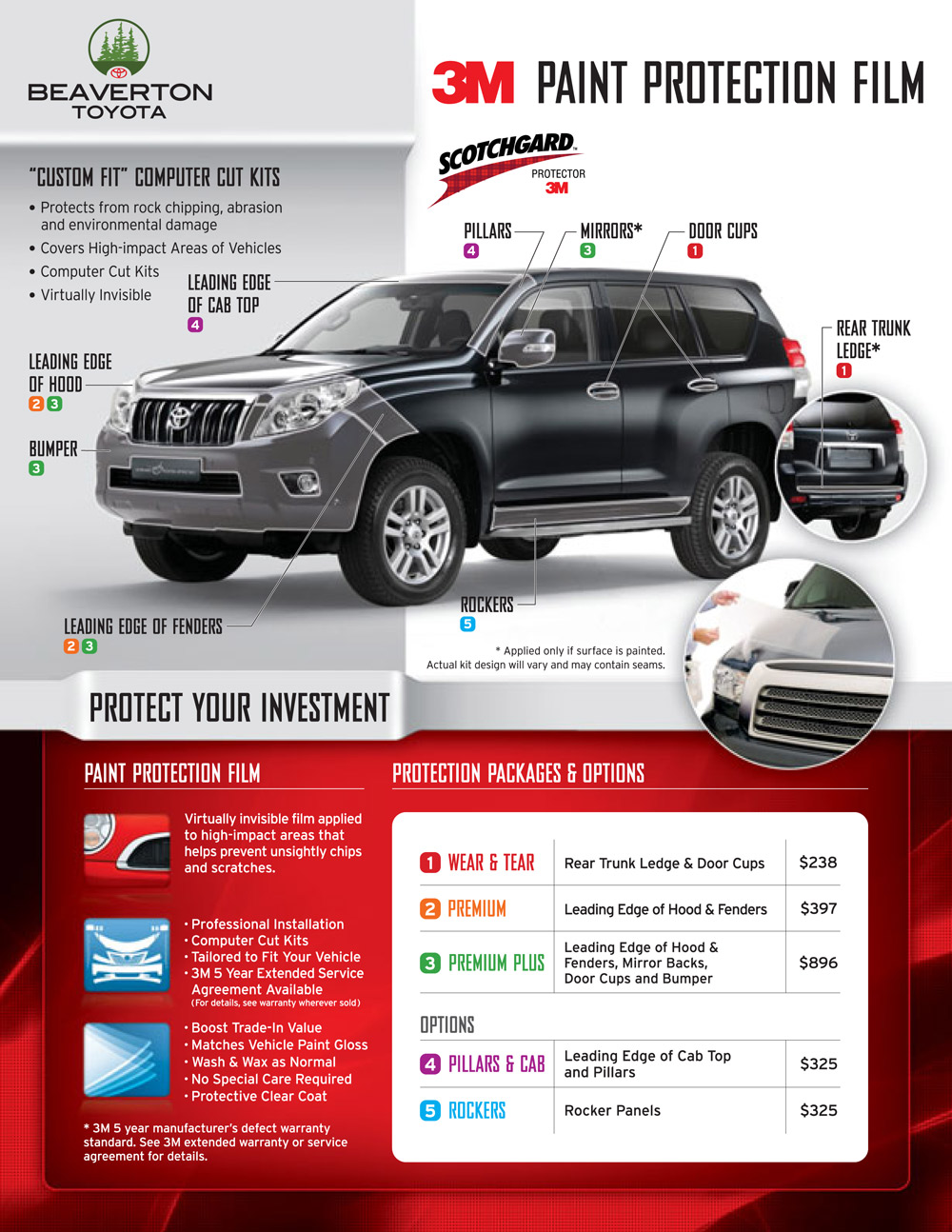 Toyota Protection Products A 1 Toyota offering best