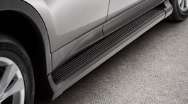 2013 Toyota RAV4 Running Boards - Dark Gray from A-1 Toyota