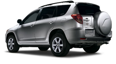 2012 Toyota RAV4 Spare Tire Cover - 17 or 18 Inch from A-1 Toyota